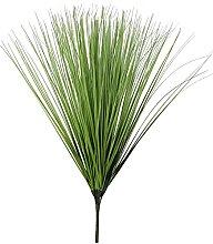 Kunstpflanzen 60 Cm Zwiebel Gras Wohnkultur