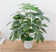 Kunstpflanzen 60CM Künstliche Real Touch Pflanze
