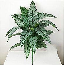 Kunstpflanzen 76cm / 55cm Große Künstliche