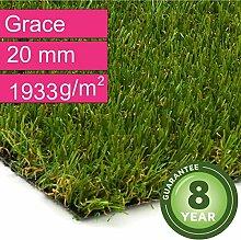 Kunstrasen Rasenteppich Grace für Garten -