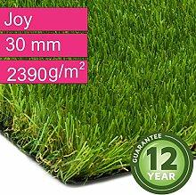 Kunstrasen Rasenteppich Joy für Garten -