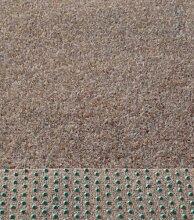 Kunstrasen Rasenteppich mit Noppen angenehm weich,