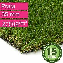 Kunstrasen Rasenteppich Prata für Garten -