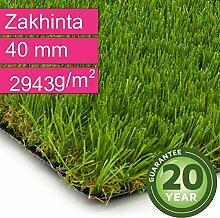 Kunstrasen Rasenteppich Zakhinta für Garten -