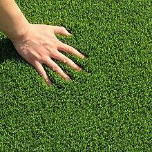 Kunststoff Simulation Rasen Teppich, Spielplatz