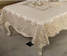 Kunststoff tischdecken/wasser/Öl/burn-proof-tischdecke/einweg-tischdecken/pvc tischset/european-style coffee table cloth/ländliche tischdecke-G 120x152cm(47x60inch)