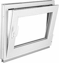 Kunststofffenster - BxH 68x92 cm Sainato