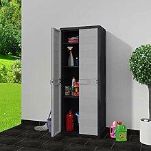 Kunststoffschrank für den Außenbereich, 65 x 38