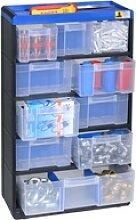 Kunststoffschrank mit behältern varioplus pro