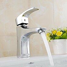 Kupfer Badezimmer Armaturen einem Kaltwasserbecken mixer