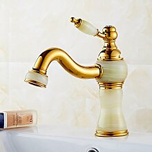 kupfer - becken wasserhahn küche jade die hochwertige wasserhahn goldene farbe