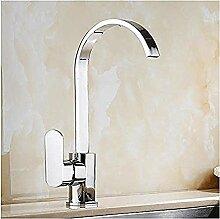 Kupfer einhand küchenarmatur wasserhahn mit