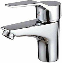 Kupfer Einlochmontage Waschbecken Wasserhahn C7697