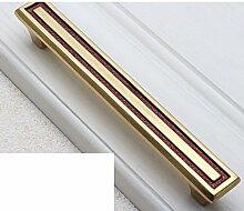 Kupfer Griff/Chinesischer Schrank Schublade Türklinke/American Kupfer Griff/einzelne Schuh Schrank-Style Griffe Schrank-H