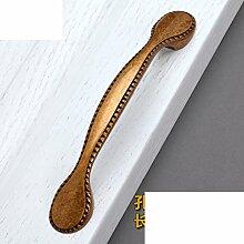 Kupfer Griff/Großen Kleiderschrank,Schrank,American Hand/Europäisch,Chinesische Art,Lady Bronze Handle-C