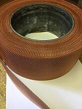 Kupfer Insektenschutzgitter Vogelschutzgitter 80mm x 5m