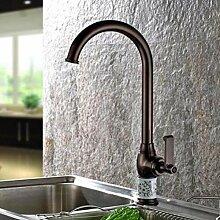 Kupfer Küchenarmatur Für Kalt- Und Warmwasser