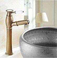 Kupfer Pull Küchenspüle Wasserhahn Retro