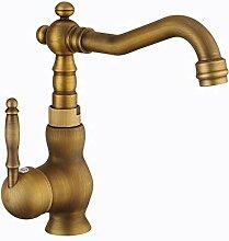 Kupfer Retro Wasserhahn Küche Waschbecken