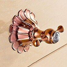 Kupfer Rose Gold Diamond Entsprechen Europäischen