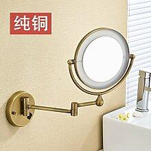 Kupfer Spiegel Badezimmer Badezimmer Spiegel