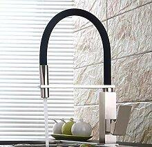 Kupfer Wasserhahn Becken Küchenarmatur Retro