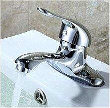 Kupfer Wasserhahn Becken Waschbecken