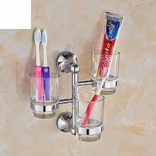 Kupfer WC Bürstenhalter/Becher/ Tumbler Zahnbürstenhalter-A
