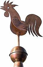 Kupfer Wetterhahn für Glockenturm - Spitze für