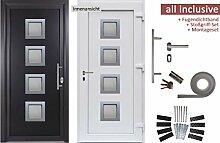 kuporta Kunststoff Haustür Rimini Türen 88 x 200