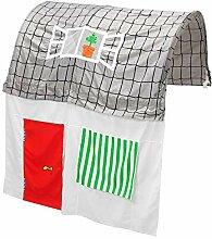 KURA IKEA Baldachin/Bettvorhang für Kinderbett;
