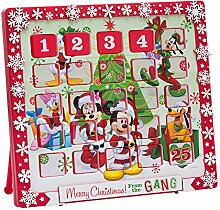 Kurt Adler 9.5 Mickey Mouse and Friends Advent