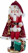 Kurt Adler Steinbach Jingle Bells Santa Musical