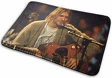Kurt Cobain Fußmatte, Fußmatte, Teppich für