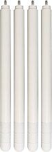 Kurze Beine - Hochstuhl - Weiß
