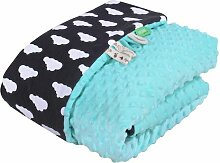 Kuscheldecke Elya Harriet Bee