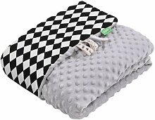 Kuscheldecke Patricia Harriet Bee