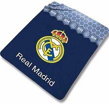 Kuschelweiche Decke Plaid. 258des Real Madrid