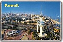 Kuwait fridge magnet - Kühlschrankmagne