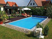 Kwad Pool PLUS 8,0x4,0x1,5m