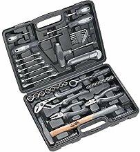 kwb Heimwerker-Set, 63-teiliger Werkzeug-Koffer