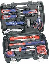kwb Werkzeug-Koffer inkl. Werkzeug-Set, 40-teilig,