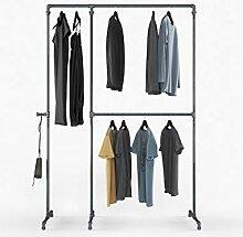 KWERQUS Kleiderstange im Industrial Design| BOB |
