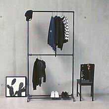 KWERQUS Kleiderstange im Industrie Design| Anna II