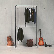 KWERQUS Kleiderstange im Industrie Design| ANNA |