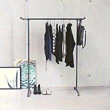 KWERQUS Kleiderstange im Industrie Design| ELLA |