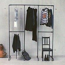 KWERQUS Kleiderstange im Industrie Design| Frankie
