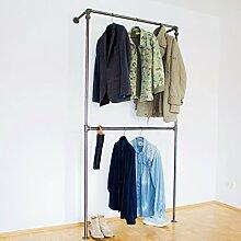 KWERQUS Kleiderstange im Industrie Design| LEA |