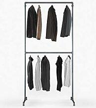 KWERQUS Kleiderstange Industrial - Kleiderständer