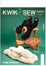 Kwik Sew Mustern K3972One Size Nur